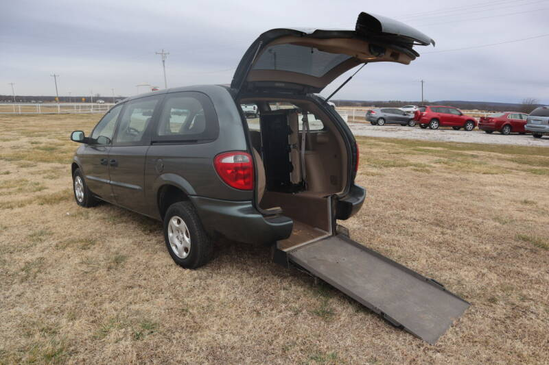 2003 Dodge Grand Caravan for sale at Liberty Truck Sales in Mounds OK