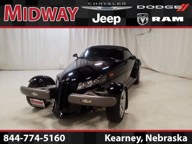 1999 Plymouth Prowler for sale at MIDWAY CHRYSLER DODGE JEEP RAM in Kearney NE