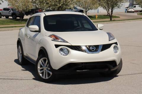 2015 Nissan JUKE for sale at Big O Auto LLC in Omaha NE
