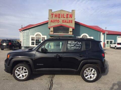 2018 Jeep Renegade for sale at THEILEN AUTO SALES in Clear Lake IA
