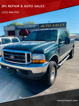 2001 Ford F-250 Super Duty for sale at JRS REPAIR & AUTO SALES in Richfield UT