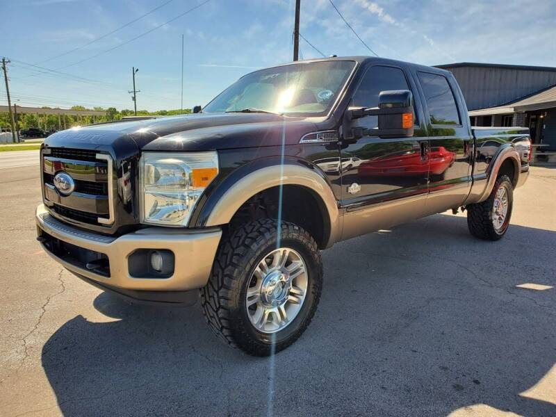 2011 Ford F-250 Super Duty for sale at Southern Auto Exchange in Smyrna TN