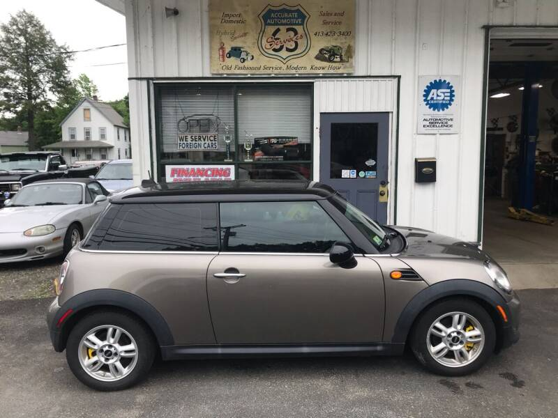 2013 MINI Hardtop for sale in Erving, MA