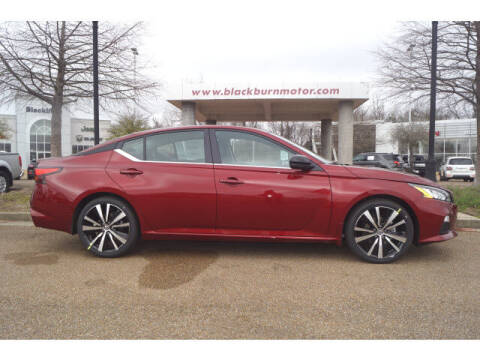 2021 Nissan Altima for sale at BLACKBURN MOTOR CO in Vicksburg MS
