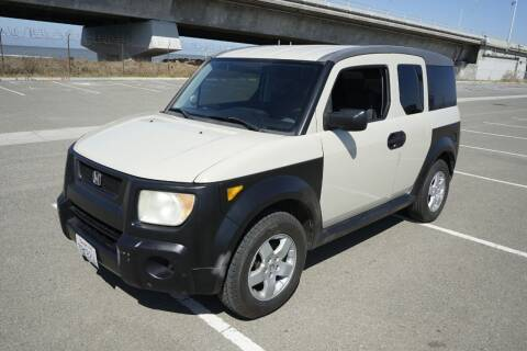 2005 Honda Element for sale at Sports Plus Motor Group LLC in Sunnyvale CA