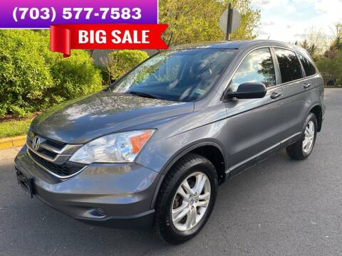 2010 Honda CR-V for sale at Dreams Auto Group LLC in Sterling VA