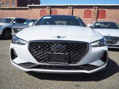 2021 Genesis G70 for sale at Mirak Hyundai in Arlington MA