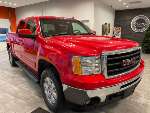 2009 GMC Sierra 1500 for sale at Evolution Autos in Whiteland IN