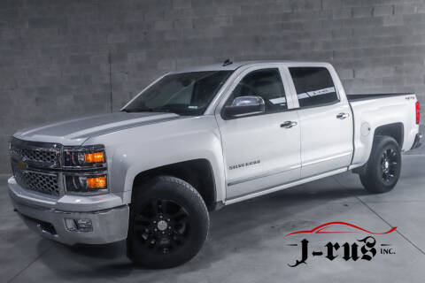 2014 Chevrolet Silverado 1500 for sale at J-Rus Inc. in Macomb MI