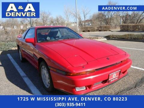 1988 Toyota Supra for sale at A & A AUTO LLC in Denver CO
