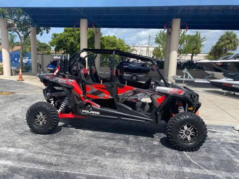 2017 Polaris Rzr for sale at BIG BOY DIESELS in Fort Lauderdale FL