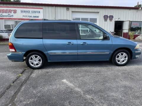 2003 Ford Windstar for sale at Keisers Automotive in Camp Hill PA