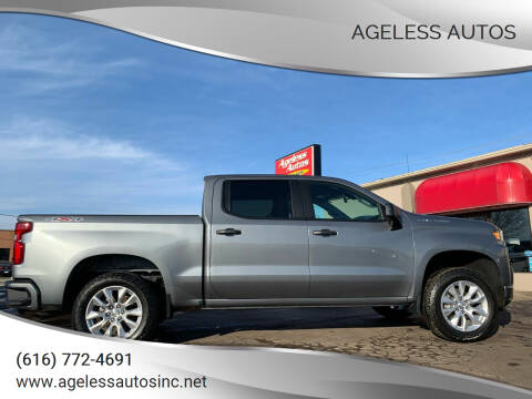 2020 Chevrolet Silverado 1500 for sale at Ageless Autos in Zeeland MI
