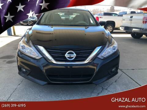 2016 Nissan Altima for sale at Ghazal Auto in Sturgis MI