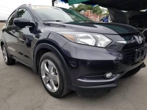2017 Honda HR-V for sale at Ournextcar/Ramirez Auto Sales in Downey CA