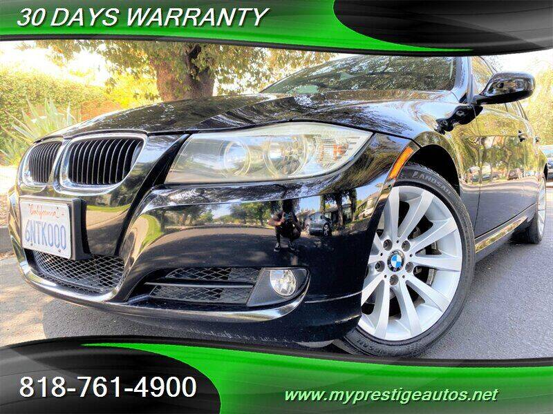 2011 BMW 3 Series for sale at Prestige Auto Sports Inc in North Hollywood CA