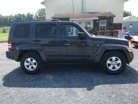 2011 Jeep Liberty for sale at PENWAY AUTOMOTIVE in Chambersburg PA