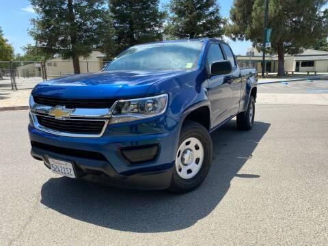 2019 Chevrolet Colorado for sale at Autodealz of Fresno in Fresno CA