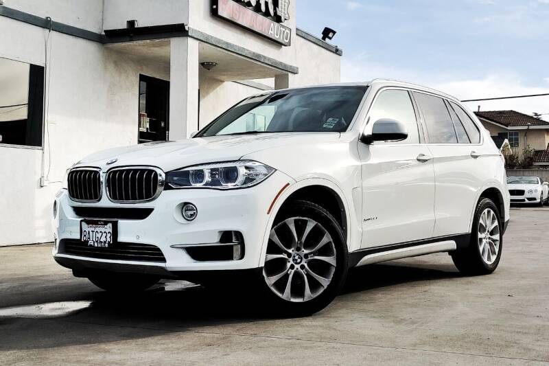 2015 BMW X5 for sale at Fastrack Auto Inc in Rosemead CA