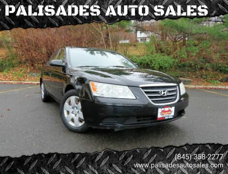 2009 Hyundai Sonata for sale at PALISADES AUTO SALES in Nyack NY