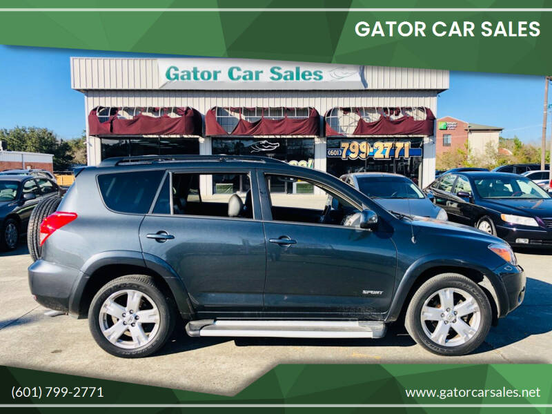 2007 Toyota RAV4 for sale at Gator Car Sales in Picayune MS