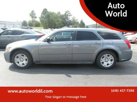 2006 Dodge Magnum for sale at Auto World in Carbondale IL