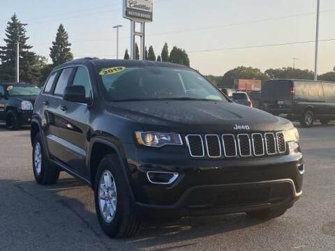 2019 Jeep Grand Cherokee for sale at Betten Baker Preowned Center in Twin Lake MI
