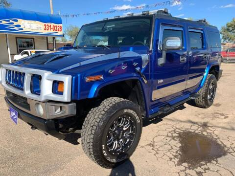 2006 HUMMER H2 for sale at California Auto Sales in Amarillo TX