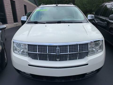 2007 Lincoln MKX for sale at 924 Auto Corp in Sheppton PA