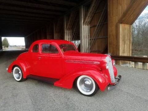 1936 Plymouth Business Coupe for sale at Classic Car Deals in Cadillac MI