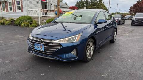 2019 Hyundai Elantra for sale at RBT Automotive LLC in Perry OH