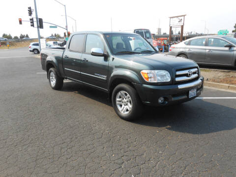 2006 Toyota Tundra for sale at Sutherlands Auto Center in Rohnert Park CA