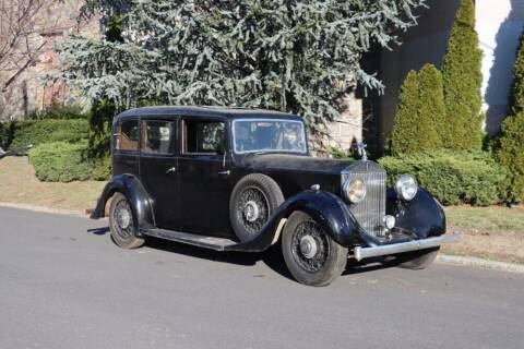 1936 Rolls-Royce 25/30 for sale at Gullwing Motor Cars Inc in Astoria NY