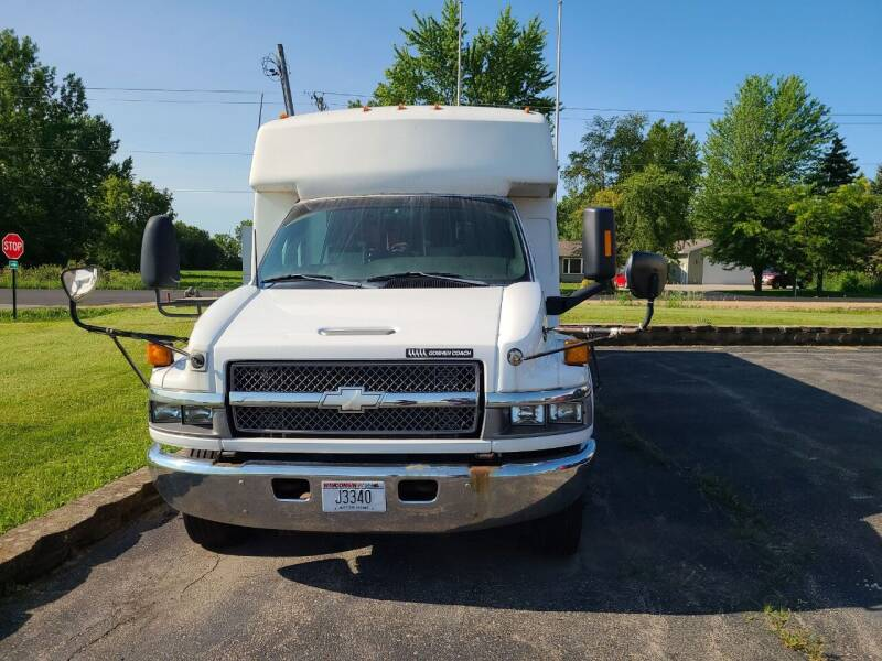 2004 Chevrolet C5500 for sale at Craig Auto Sales in Omro WI