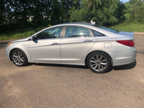 2012 Hyundai Sonata for sale at AM Auto Sales in Forest Lake MN