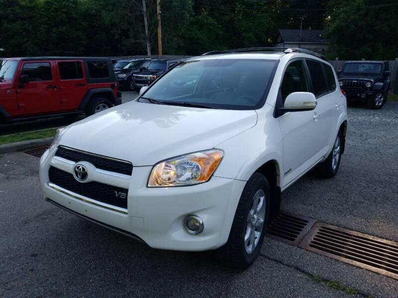 2010 Toyota RAV4 for sale at AMA Auto Sales LLC in Ringwood NJ