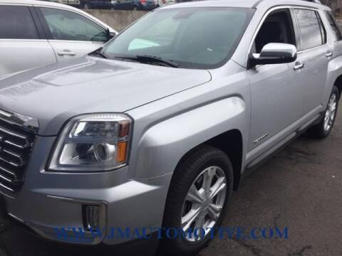 2016 GMC Terrain for sale at J & M Automotive in Naugatuck CT