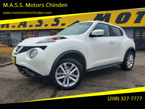 2013 Nissan JUKE for sale at M.A.S.S. Motors Chinden in Garden City ID