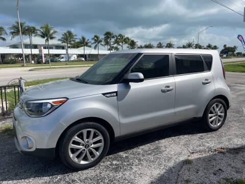 2019 Kia Soul for sale at Key West Kia - Wellings Automotive & Suzuki Marine in Marathon FL