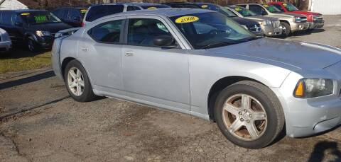 2008 Dodge Charger for sale at Superior Motors in Mount Morris MI