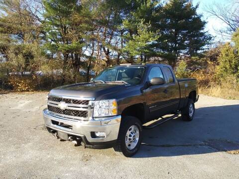 2011 Chevrolet Silverado 2500HD for sale at Westford Auto Sales in Westford MA