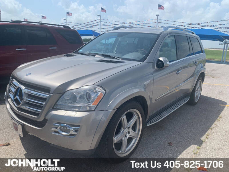 2008 Mercedes-Benz GL-Class for sale at JOHN HOLT AUTO GROUP, INC. in Chickasha OK