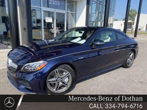 2019 Mercedes-Benz C-Class for sale at Mike Schmitz Automotive Group in Dothan AL