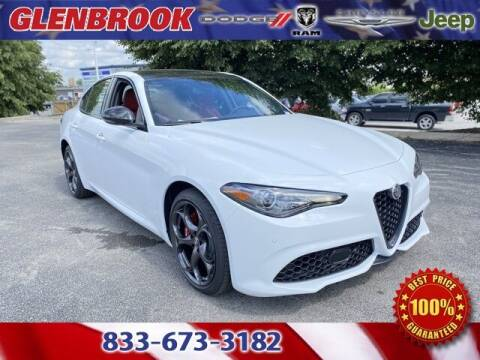 2021 Alfa Romeo Giulia for sale at Glenbrook Dodge Chrysler Jeep Ram and Fiat in Fort Wayne IN