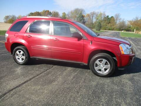 2005 Chevrolet Equinox for sale at Crossroads Used Cars Inc. in Tremont IL