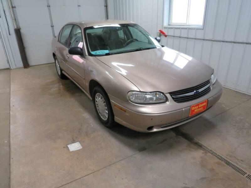 2000 Chevrolet Malibu for sale at Grey Goose Motors in Pierre SD