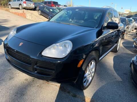 2006 Porsche Cayenne for sale at Philip Motors Inc in Snellville GA