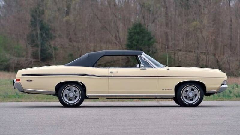 1968 Ford Galaxie 500 for sale at Masterpiece Motorcars in Germantown WI