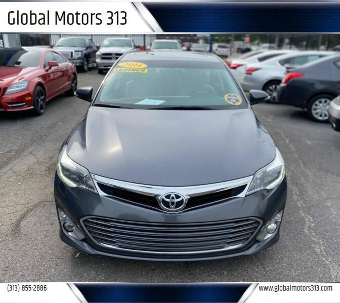 2014 Toyota Avalon for sale at Global Motors 313 in Detroit MI