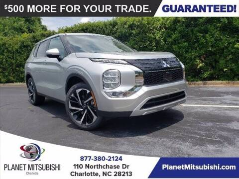 2022 Mitsubishi Outlander for sale at Planet Automotive Group in Charlotte NC